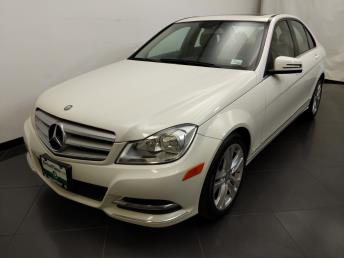 Used 2012 Mercedes-Benz C300