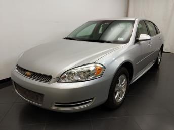 2014 Chevrolet Impala Limited LS - 1190122348
