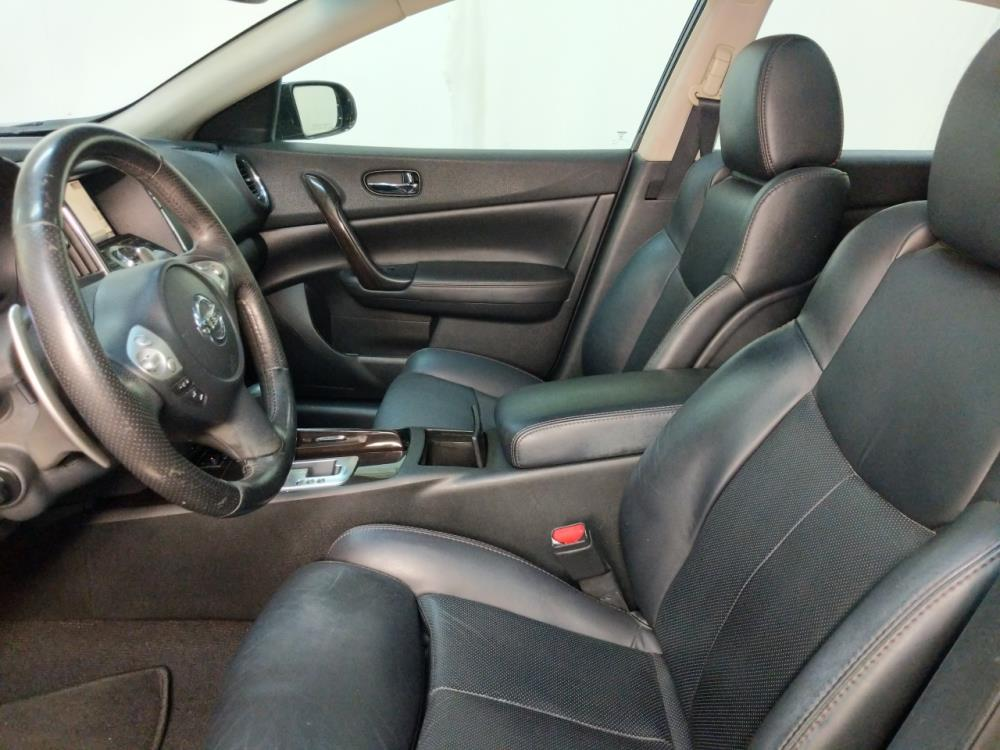 2012 Nissan Maxima SV - 1190122369