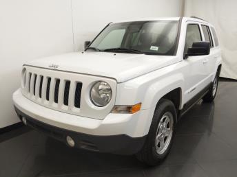 Used 2017 Jeep Patriot