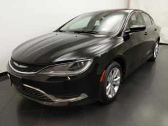 2015 Chrysler 200 Limited - 1190122525