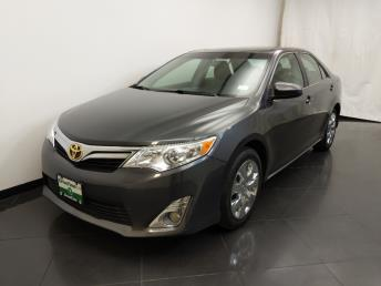 2012 Toyota Camry XLE - 1190122647