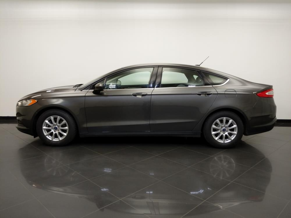 2015 Ford Fusion S - 1190122720