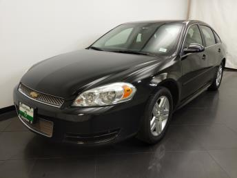 2014 Chevrolet Impala Limited LT - 1190122812