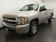 2008 Chevrolet Silverado 1500 Regular Cab Work Truck 6.5 ft