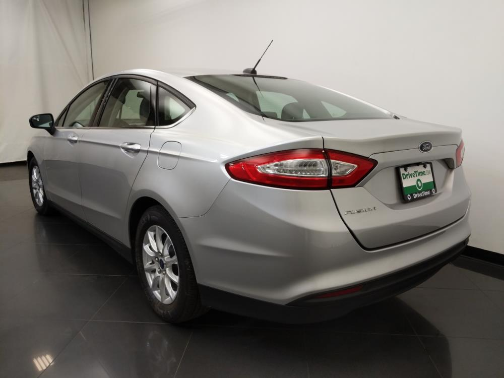 2016 Ford Fusion S - 1190122978