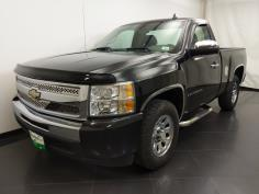 2009 Chevrolet Silverado 1500 Regular Cab LT 6.5 ft