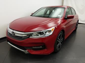 2017 Honda Accord Sport - 1190123010