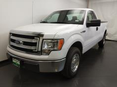 2014 Ford F-150 Regular Cab XL 8 ft