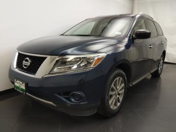 Used 2013 Nissan Pathfinder