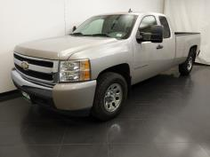 2007 Chevrolet Silverado 1500 Extended Cab Work Truck 8 ft