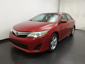 2012 Toyota Camry LE - 1190123333
