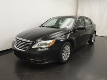 2014 Chrysler 200 Touring - 1190123390