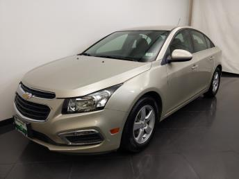 2016 Chevrolet Cruze Limited 1LT - 1190123419