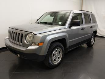 2015 Jeep Patriot Sport - 1190123436
