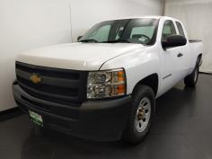 2013 Chevrolet Silverado 1500 Extended Cab Work Truck 6.5 ft