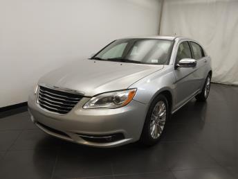 2012 Chrysler 200 Limited - 1190123571