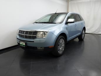 2008 Lincoln MKX  - 1190123590