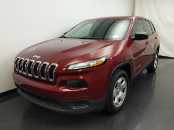 2015 Jeep Cherokee Sport - 1190123604