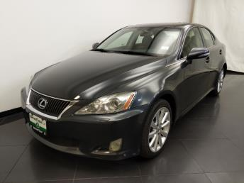 Used 2009 Lexus IS 250