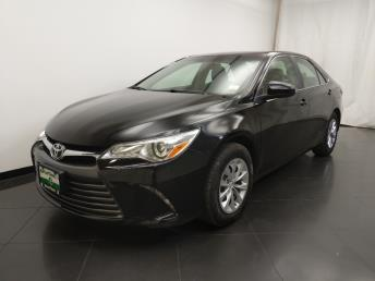 2016 Toyota Camry LE - 1190123807