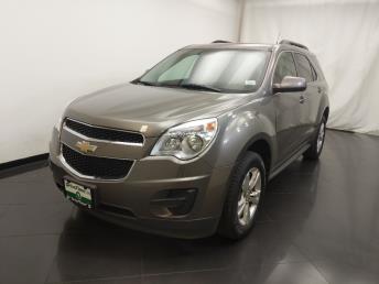 Used 2011 Chevrolet Equinox