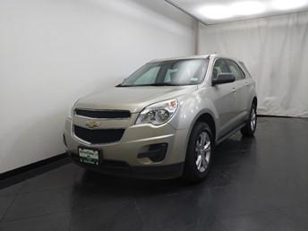 2015 Chevrolet Equinox LS - 1190123843