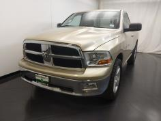 2011 Dodge Ram 1500 Regular Cab SLT 8 ft