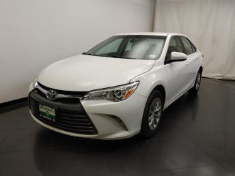 2016 Toyota Camry LE - 1190123934
