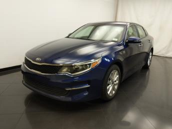 Used 2016 Kia Optima