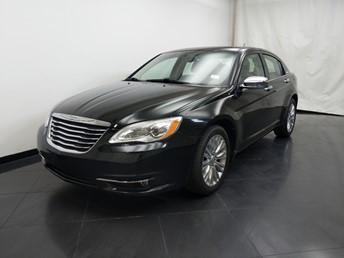 2012 Chrysler 200 Limited - 1190124046