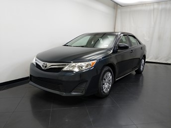 2014 Toyota Camry LE - 1190124072