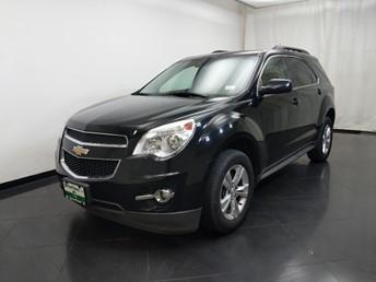 2014 Chevrolet Equinox LT - 1190124079