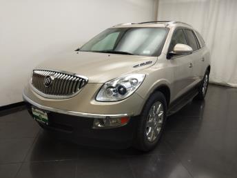2012 Buick Enclave Premium - 1190124100