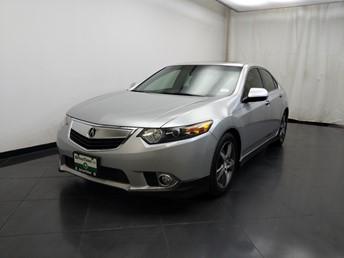 2012 Acura TSX  - 1190124106