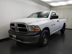 2011 Dodge Ram 1500 Regular Cab ST 8 ft