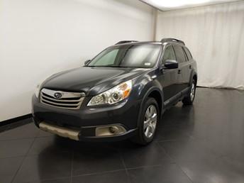 2010 Subaru Outback 3.6R Limited - 1190124117