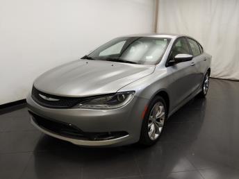 2015 Chrysler 200 200S - 1190124154