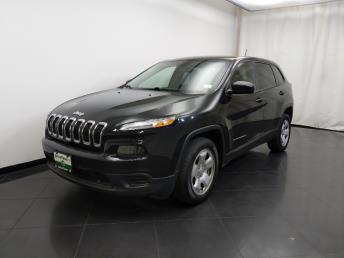 2014 Jeep Cherokee Sport - 1190124157