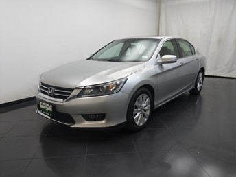 2014 Honda Accord EX-L - 1190124212