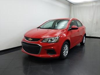 2017 Chevrolet Sonic LT - 1190124306