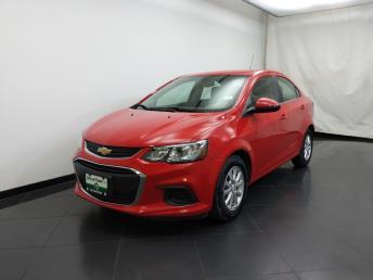 2017 Chevrolet Sonic LT - 1190124307
