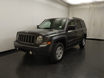 2017 Jeep Patriot Sport - 1190124315