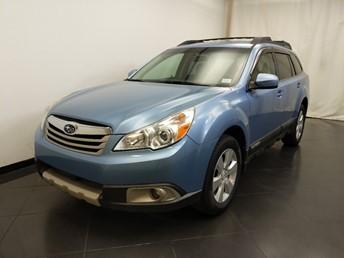 2010 Subaru Outback 2.5i Limited - 1190124320