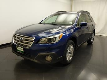 Used 2017 Subaru Outback