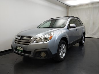 Used 2014 Subaru Outback