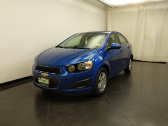 2016 Chevrolet Sonic LT - 1190124345