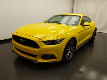 2016 Ford Mustang EcoBoost - 1190124367