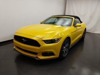 2017 Ford Mustang EcoBoost Premium - 1190124401