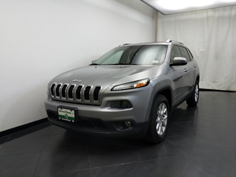 2015 Jeep Cherokee Latitude - 1190124408